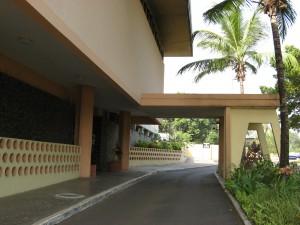 8. Front door and drive